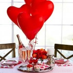 Sevgililer Günü Sofra Malzemeleri