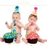 1 Yaş Doğum Günü Parti Malzemeleri