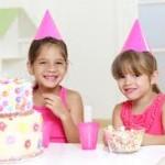 Kız Çocuk Doğum Günü Parti Malzemeleri