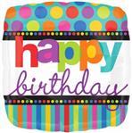 Renkli Doğum Günü Partisi