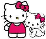 Hello Kitty & Charmmy Kitty Partisi