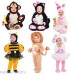 1 Yaş Bebek Kostümleri