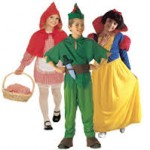 Masal Kahramanları Kostümleri