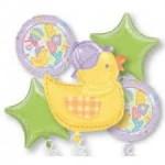 Bebek Folyo Balonlar