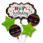 Doğum Günü Folyo Balonlar