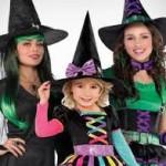 Cadı Kostümleri