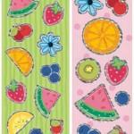 Prizmatik çıkartmalar. 2 farklı tipte 4er yaprak. Toplam 8 yaprak. Çocuklara hediyelik olarak yada hediye paketini dekore etmek için ideal!