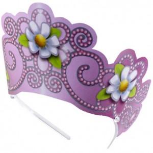 Karton prenses tacı
