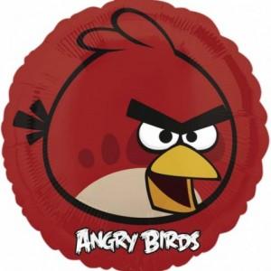 Kızgın Kuşlar Folyo Balon