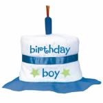 1 yaş partilerine özel bebek şapkası