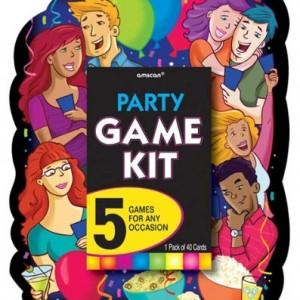 """5 farklı kart oyunu oynanabilir: """"Bil bakalım kim?"""""""