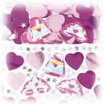 prenses masa konfetisi
