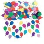 Metalik Balonlar Konfeti