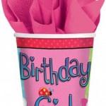 Kız Çocuk doğum Günü Malzemesi: