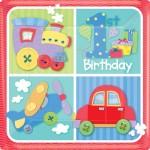 1 Yaş Doğum Günü Malzemesi: