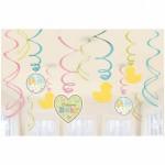 Baby Shower ve Bebek parti süslemeleri için ideal 61cm uzunluğunda