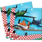Planes Peçete 20'li 33cmx33cm kağıt peçete