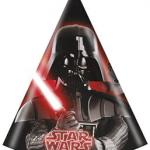 Star Wars karton külah parti şapkası