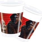 Star Wars Doğum günü sofraları için parti malzemesi: