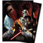 Star Wars teması parti ürünlerini tamamlayıcı