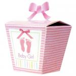 bebek partilerinde davetlilere bebek şekeri ya da ufak hediyelikler ikram etmek için bebek hediye kutusu 5