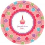 1 yaş doğum günü partileri için 26.6 cm kullan at kağıt parti tabağı. Parti sofralarının vazgeçilmez parti ürünüdür. Bu setin parti temasına ait küçük boy pasta tabakları ile birlikte kombinleyebilirsiniz.