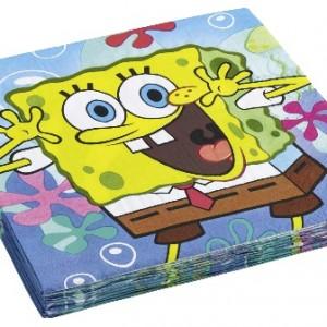 Sponge Bob Partisi Peçete 20'li