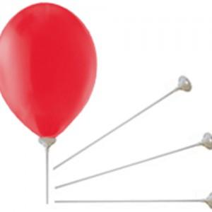 Balonu şişirdikten sonra hava kaçırmasını engellemek için ucuna düğüm atınız.