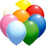 30cm çapında kauçuk balon. Paket içindeki renkler değişkendir. Ekranın renkleri farklı yansıtmasıyla sebebiyle ürün renklerinde sapmalar olabilir.