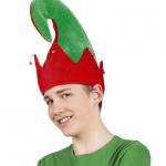 Sentetik keçe Elf şapkası.