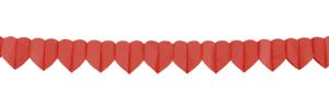 4m uzunluğunda kedi merdiveni şekilli kalp biçimli dekor. Sevgililer günü