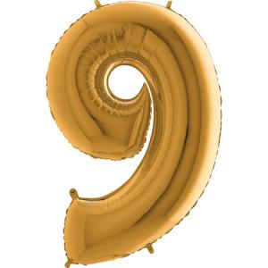 9 yaş doğum günü partileri için 9 temalı supershape folyo balon. Şişirilmeden teslim edilir. Helyum gazı ile uçan balon yaptırmak için PartiPaketi mağazalarına başvurabilirsiniz.