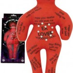 Sevgililer günü hediyesi Vudu Bebeği