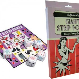 lgın Parti Oyunu: Zarları sırayla atarak poker kartları açılır. Kutunun üzerindeki talimatlara göre kaybeden belirlenir. Kaybeden bu sefer sayılı bir zar atar ve zar hangi sayıya isabet ederse