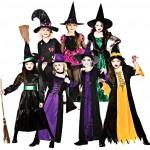 Halloween Kız Çocuk Kostümleri