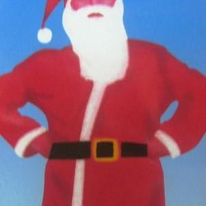 Yılbaşı Partileri için çocuk Noel Baba Kostümü: