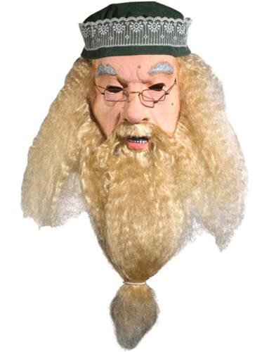 Albus Dumbledore Latex Maske Parti Malzemeleri Parti Süsleri