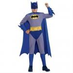 Paket İçeriği: Tulum biçiminde Batman kostümü