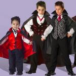 Halloween Erkek Çocuk Kostümleri