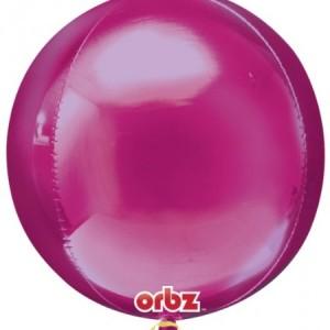 """15""""/38cm w x 16""""/40cm h ebatında folyo Balon. Şişirilmeden teslim edilir."""