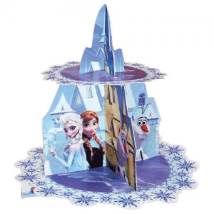 Frozen Karlar Ülkesi Doğumgünü partilerine özel karton