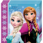 Frozen Karlar ülkesi partisi peçete