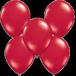 30cm kauçuk metalik balon. Helyum ile şişirilerek uçan balon yapmaya uygun
