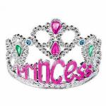 Princess Yazılı Taç