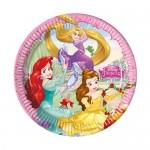 prensesler parti teması