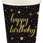 Doğumgünü kutlamanız için rengarenk bir parti ortamı yaratmaya ne dersiniz? Kaliteli kağıt üzerine renkli baskı kullan at parti bardağı. Diğer temalı parti malzemeleri veya renk temalı parti ürünleriyle kombinleyebilirsiniz.