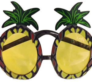 Ananas parti gözlüğü