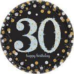 Işıltılı 30 Yaş Doğum Günü Partisi
