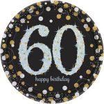 Işıltılı 60 Yaş Doğum Günü Partisi
