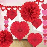 Sevgililer Günü Süslemeleri
